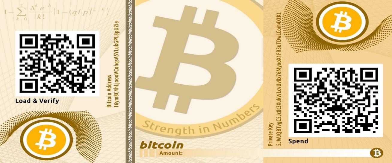 Paper wallets – why they are a good idea for those who wish to hold on to their cryptocurrency